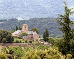 prieuré saint julien d'olargues