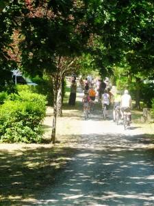 vélo camping prémian